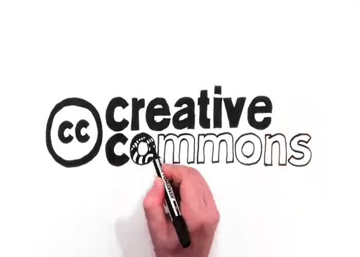 Creative Commons Kiwi - Creative Commons