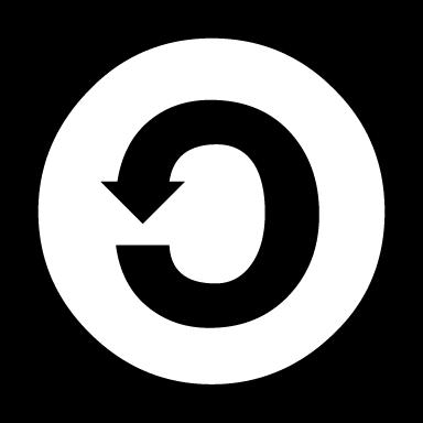 Creative Commons ShareAlike icon