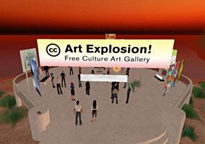 SL - Art Explosion